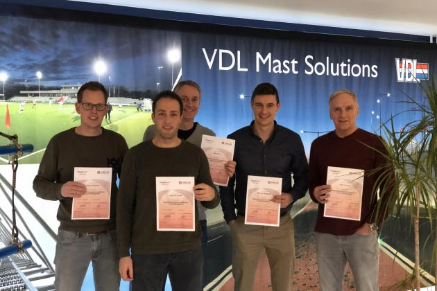 Prince2 Foundation opleiding VDL Mast Solutions